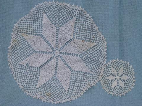 Crochet Pattern Central - Free Doily Crochet Pattern Link