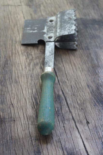1920s Vintage Kitchen Mallet Ice Axe Or Meat Tenderizer Cleaver