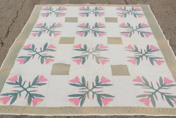 Antique vintage quilts quilt tops