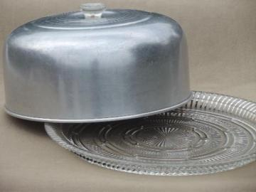 Vintage Cake Plates And Stands & Antique Cake Plate With Dome - Home Decorating Ideas \u0026 Interior Design