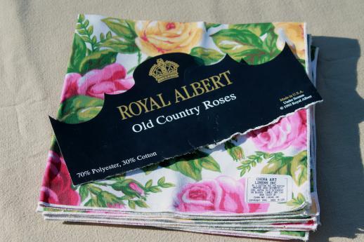 royal albert old country