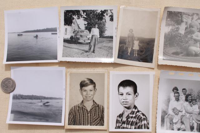 300 Old Black White Photos Snapshots Of Midwest Family Life