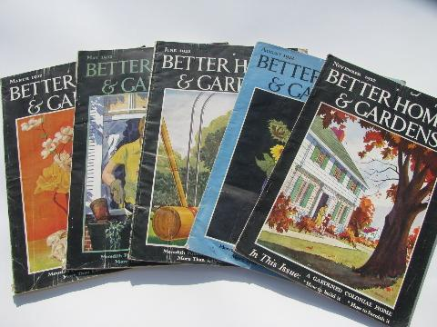 better homes and gardens customer service 30s vintage better homes and gardens magazines retro ads