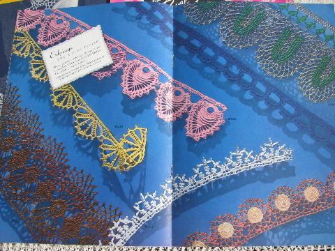 Creativeladys crochet blog: Crochet lace trim pattern
