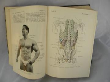 60s US Navy medical book Gray's Anatomy 28th edition USS Patrick Henry