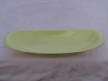 Boonton ware vintage melmac long bowl