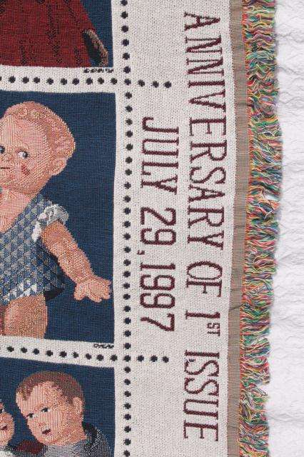 Classic American Dolls Usps Postage Stamps 90s Vintage