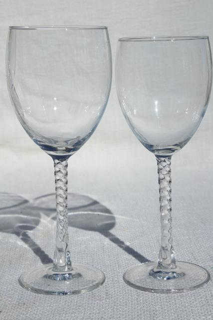Lead Crystal Water Gles Sevenstonesinc Com