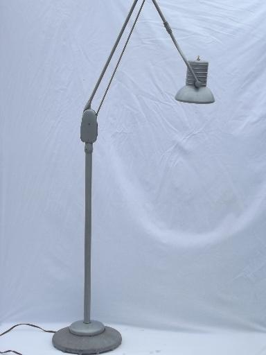 Dazor Floating Fixture Work Light