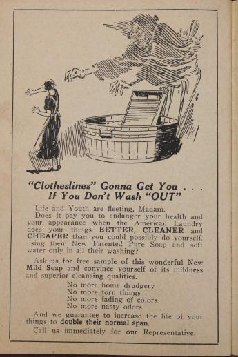 Depression Era Cook Book W 1930s Vintage Advertising For