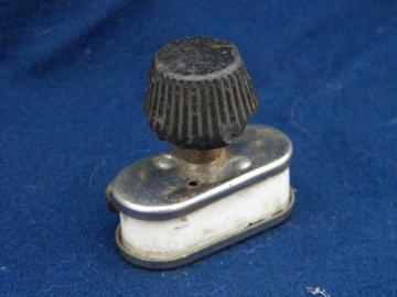 Early electric vintage Allen-Bradley Bradleyohm variable resistor