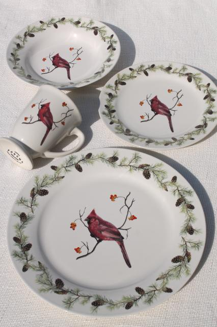 Christmas Dinnerware Sets On Sale