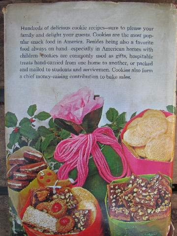 Homemade Cookies vintage Farm Journal cook book 300+ pgs of recipes