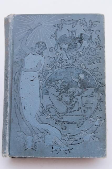 Indian Fairy Tales stories of India / Joseph Jacobs, early 20th century vintage book