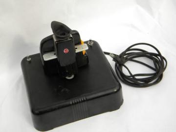 Kodak model 1 color densitometer vintage photography equipment
