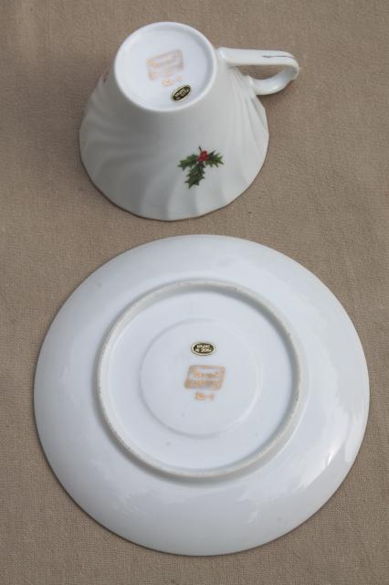 Christmas Dishes For Sale
