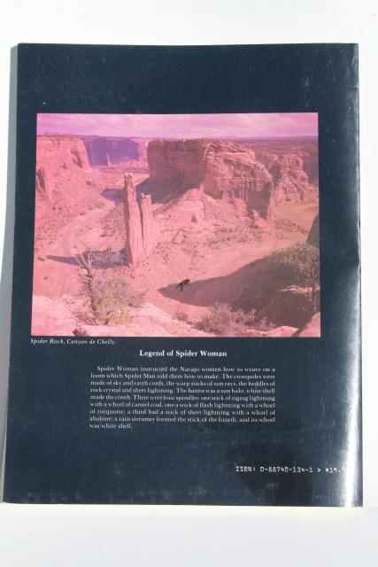 Navajo weaving Indian trading post history, Rugs & Posts H L James