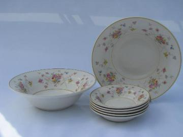 Vintage Fine China Dinnerware & New Dinnerware Patterns - Castrophotos