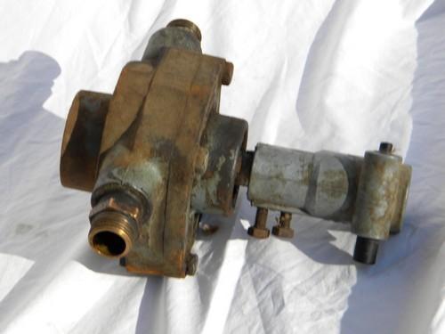 Old farm tractor driven sprayer pump w/PTO coupling Delavan