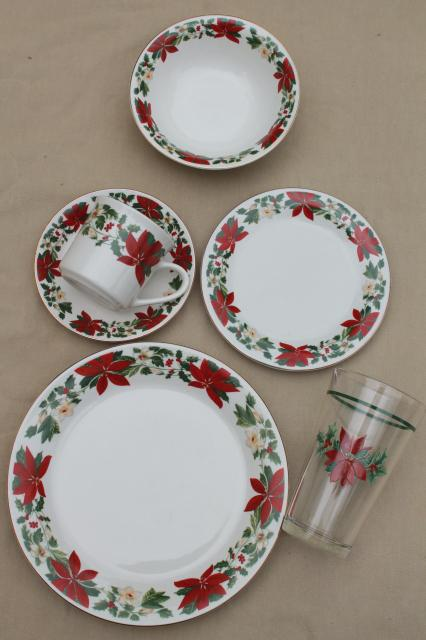 Gibson Christmas Dishes Dinnerware Sets. Great Full Size Of ...