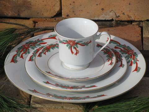 Christmas Pattern Dinnerware