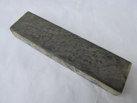Smiths  In Natural Arkansas Sharpening Stone