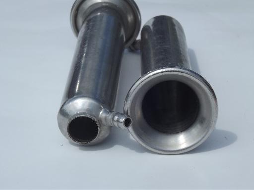 Milking Machine Parts : Surge milking machine parts stainless steel cups