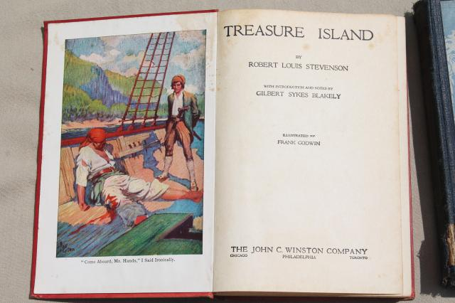 comprehensive analysis of the book treasure island by robert louis stevenson This lesson offers an analysis of the important themes and formal traits of robert  louis stevenson's treasure island the book, which was published.
