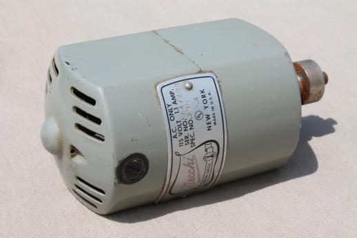 replacement sewing machine motor