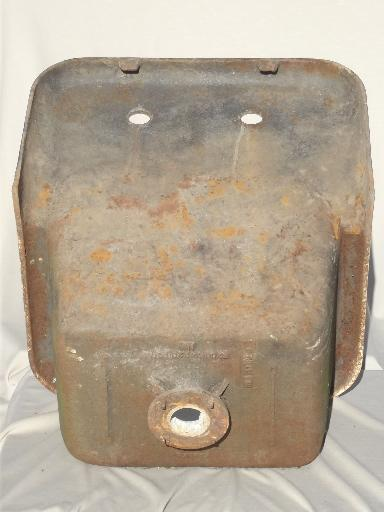Vintage farmhouse laundry sink, iron industrial apron utility sink