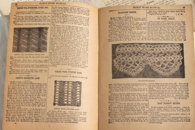 Vintage Knitting Pattern Books - Only Nudesxxx