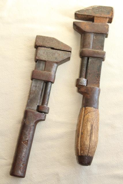 antique wrenches value