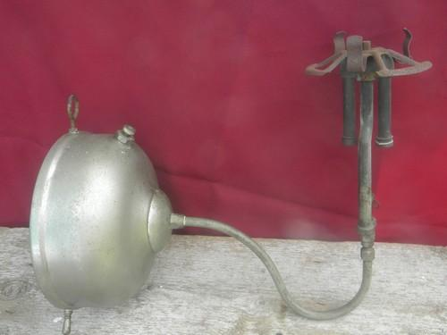 Antique Coleman Quick Lite Kerosene Lanterns Sconce And