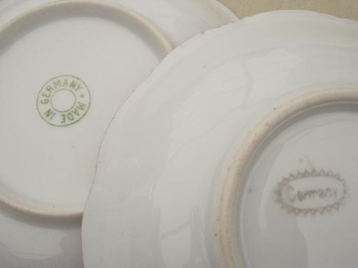 Vintage made in china marks