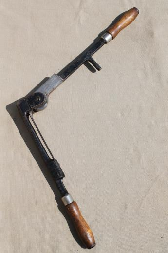 Antique Keystone Press Sealer Tool For Pressing Lead