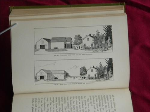 Antique the farmstead small scale farming book county for Small scale homesteading
