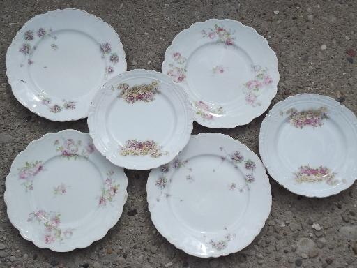 Old China Patterns vintage fine china & dinnerware