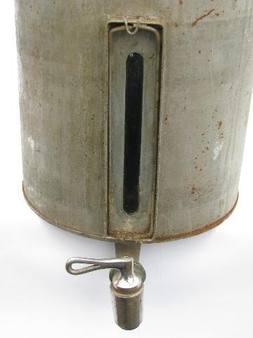 Farm Equipment For Sale >> antique gravity cream separator, vintage dairy farm milk can