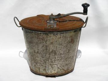 antique kitchen bread maker, Universal #4, 1904 gold medal St. Louis Exposition
