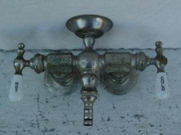 antique laundry sink faucet taps