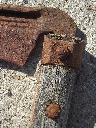 Wood Handle Flatware