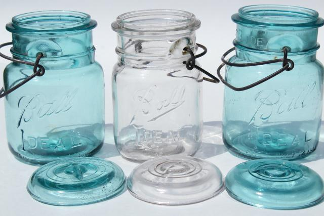 ball canning jars dating