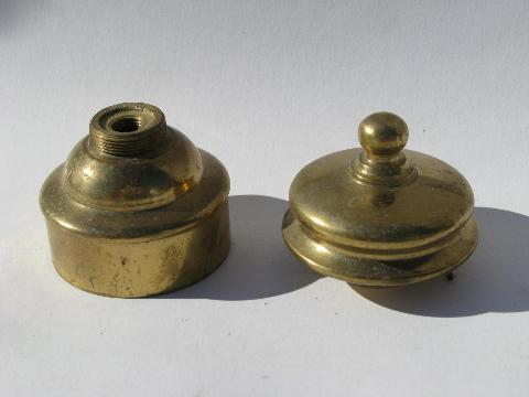 Vintage lighting lamp replacementrestoration parts solid brass antique vintage lighting lamp replacementrestoration parts solid brass mozeypictures Image collections