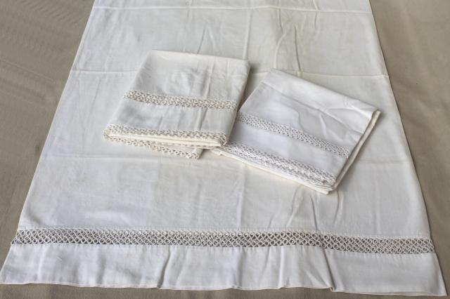 Vintage Bed Sheets 28 Images New Handmade Bedspread