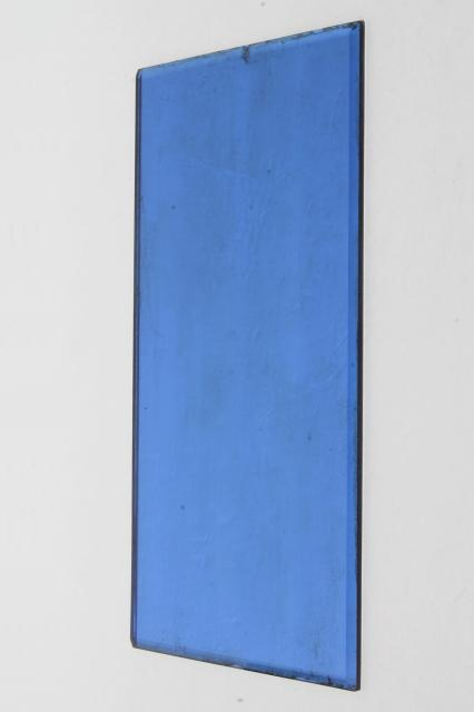 art deco vintage beveled edge glass mirror a68f5185d7c