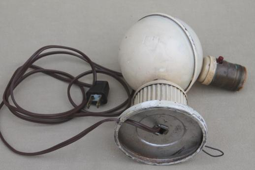 Art Deco Vintage Electric Wall Light Sconce Industrial