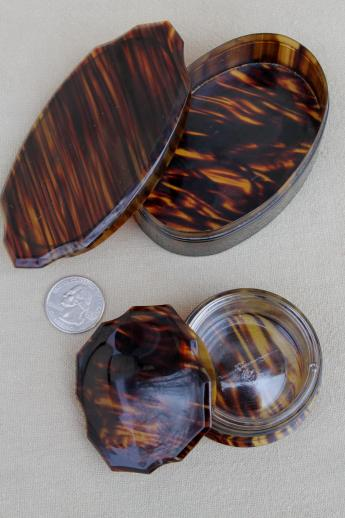 how to tell tortoise shell from plastic
