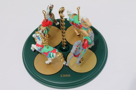 Assorted vintage hallmark christmas ornaments collectible for Collecting vintage christmas ornaments