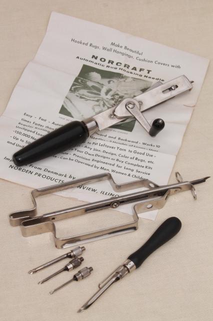 Rug Hook Tool Rugs Ideas