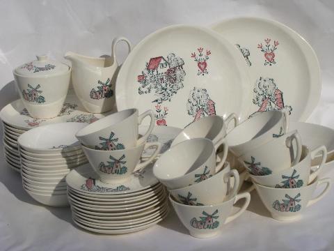 Dinnerware Sets, Flatware, Linens & Porcelain Mikasa 8